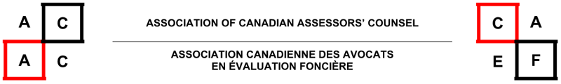 Association of Canadian Assessors' Counsel
